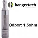 T3D Clearomizer Kangertech 1,5ohm Black