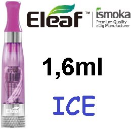 iSmoka-Eleaf ICE Clearomizer 2,4ohm 1,6ml Purple