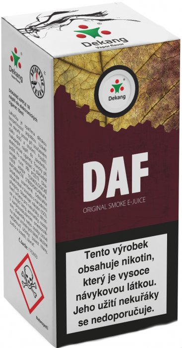 DAF 10ml - 18mg