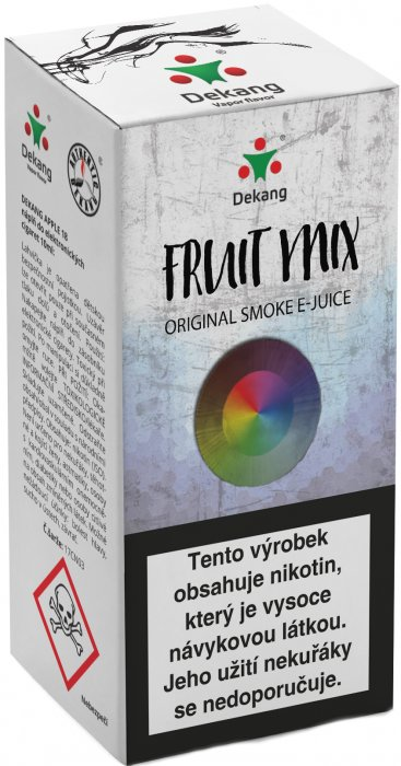 Fruit Mix (Ovocný mix) 10ml - 18mg