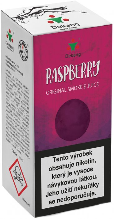 Raspberry 10ml - 11mg (Malina)