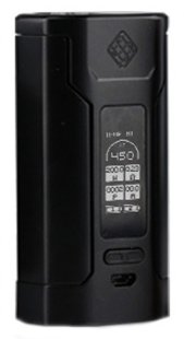 Wismec Predator 228 grip Easy Kit Black