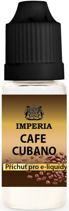 Imperia Cafe Cubano  10 ml