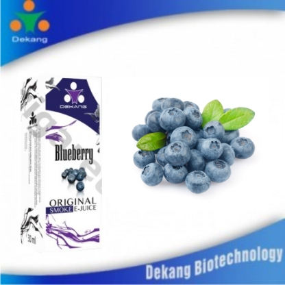Dekang borůvka (blueberry) 30 ml / 18 mg